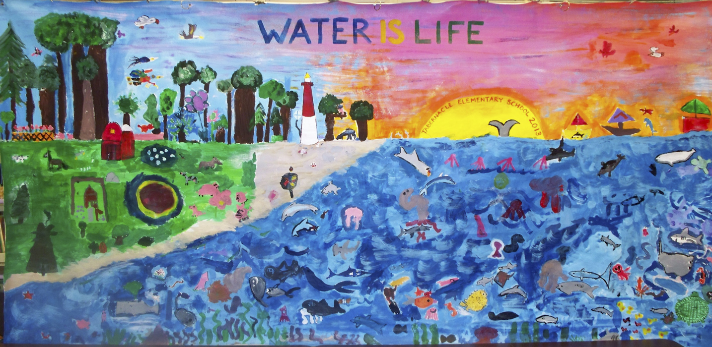 Save water painting competition 2014 for Call for mural artists 2014