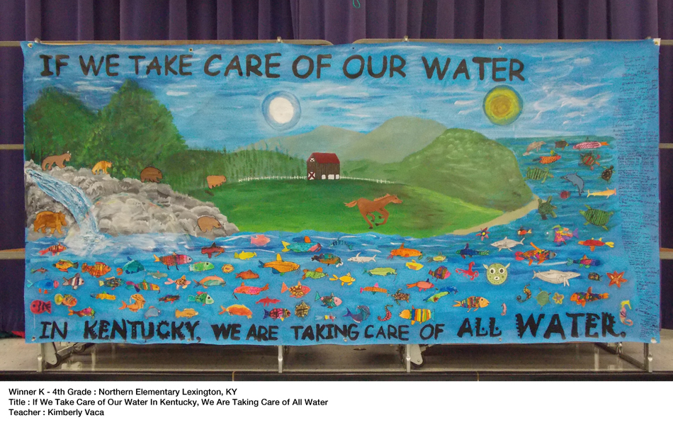 National Water Is Life Mural And Art Challenge